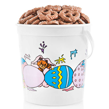 Easter Mini Pretzel Pail