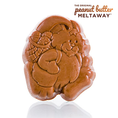 Peanut Butter Meltaway Rabbit